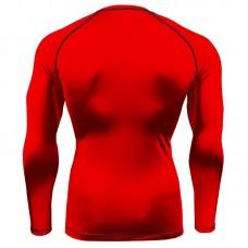 Детский рашгард 6F красный ls
