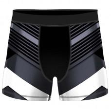 Компрессионные шорты 6F hightek черные