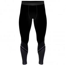 Компрессионные штаны 6F hightek черные