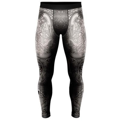 Компрессионные штаны 6F koatl серые в наличии в магазине Сайд-Степ