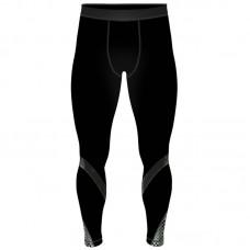 Компрессионные штаны 6F malmur серые