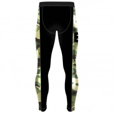 Компрессионные штаны 6F military