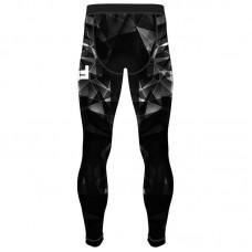 Компрессионные штаны 6F void черные