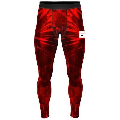 Компрессионные штаны 6F void красные в наличии в магазине Сайд-Степ