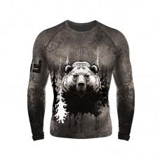 Рашгард 6F beast медведь ls