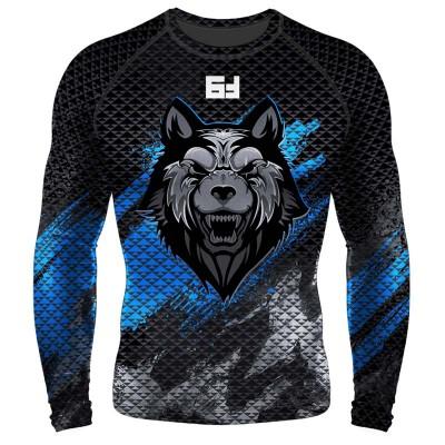 Рашгард 6F beast волк ls в наличии в магазине Сайд-Степ