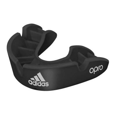 Боксерская капа Adidas opro bronze gen4 self-fit черная в наличии в магазине Сайд-Степ