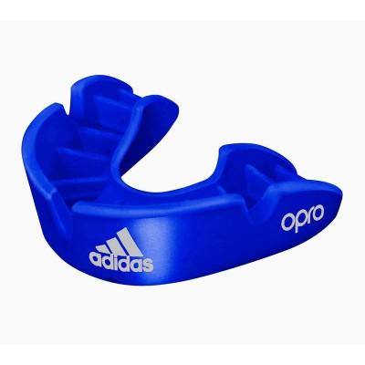 Боксерская капа Adidas opro bronze gen4 self-fit синяя в наличии в магазине Сайд-Степ