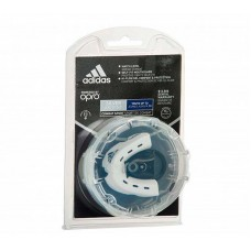 Боксерская капа Adidas opro silver gen4 self-fit белая