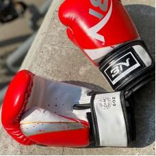 Детские боксерские перчатки BN fight красные