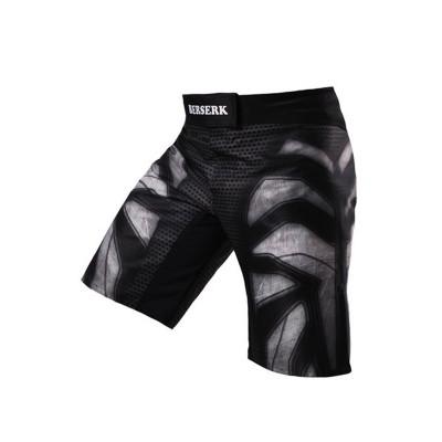 Шорты MMA Berserk iron kids black - Сайд-Степ магазин спортивной экипировки