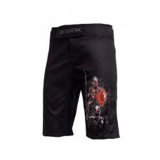 Детские шорты ММА Berserk sparta black