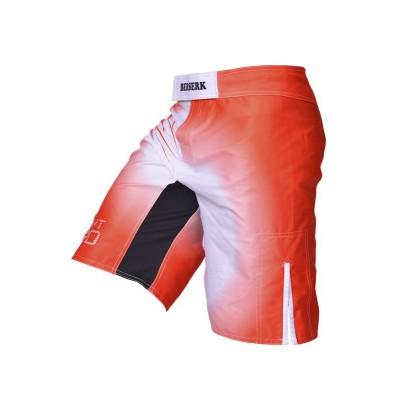 Шорты ММА Berserk pro fight red - Сайд-Степ магазин спортивной экипировки