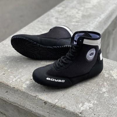 Борцовки BoyBo черные в наличии в магазине Сайд-Степ