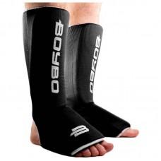 Детская защита ног BoyBo эластик черная