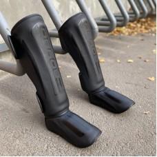 Защита ног BoyBo black edition flex черная