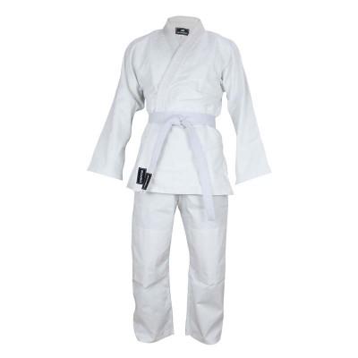 Кимоно для дзюдо BoyBo белое - Сайд-Степ магазин спортивной экипировки
