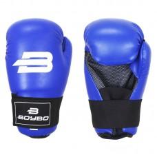 Перчатки для каратэ и тхэквондо BoyBo синие