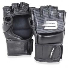 Перчатки ММА BoyBo inrage черные