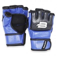 Перчатки ММА BoyBo inrage синие