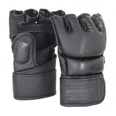 Перчатки ММА BoyBo stain черные