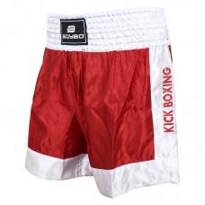 Детские шорты для единоборств BoyBo красные