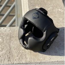 Тренировочный шлем BoyBo simple черный