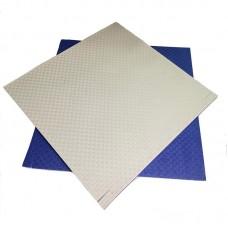 Будо-мат бело-синий 1*1 м (20 мм)