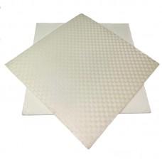 Будо-мат белый prc 1*1 м (10 мм)