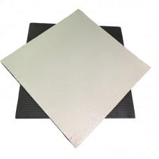 Будо-мат черно-белый prc 1*1 м (40 мм)