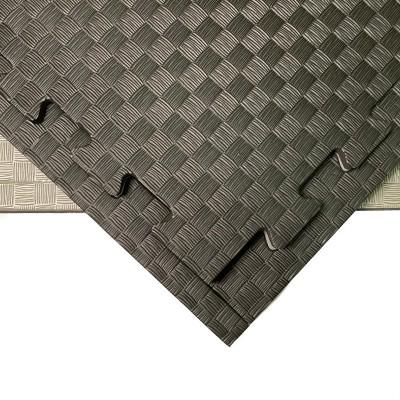 Будо-мат черно-серый 1*1 м (20 мм) в наличии в магазине Сайд-Степ