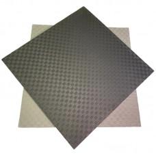 Будо-мат черно-серый prc 1*1 м (20 мм)