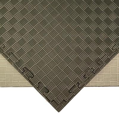 Будо-мат черно-серый prc 1*1 м (20 мм) в наличии в магазине Сайд-Степ