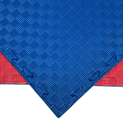 Будо-мат красно-синий prc 1*1 м (25 мм) в наличии в магазине Сайд-Степ