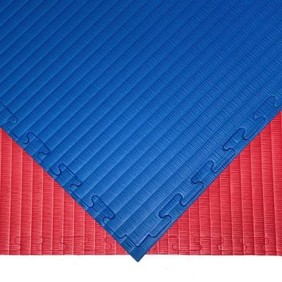 Будо-мат красно-синий prc 1*1 м (40 мм) в наличии в магазине Сайд-Степ