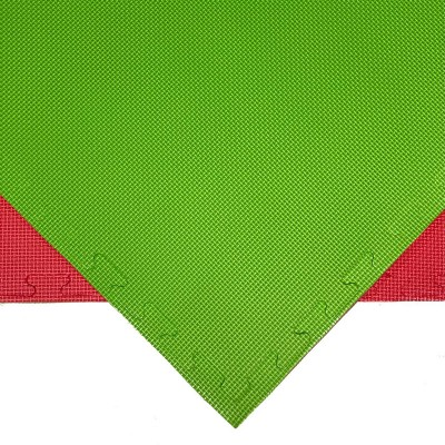 Будо-мат красно-зеленый prc 1*1 м (20 мм) в наличии в магазине Сайд-Степ