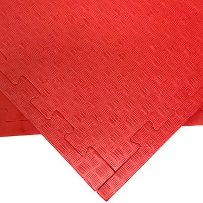Будо-мат красный 1*1 м (10 мм) в наличии в магазине Сайд-Степ