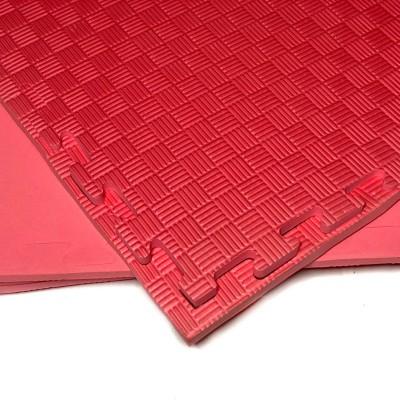 Будо-мат красный prc 1*1 м (10 мм) в наличии в магазине Сайд-Степ