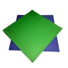 Будо-мат сине-зеленый 1*1 м (20 мм)