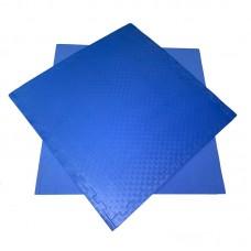 Будо-мат синий 1*1 м (10 мм)