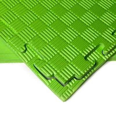 Будо-мат зеленый prc 1*1 м (10 мм) в наличии в магазине Сайд-Степ