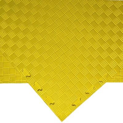 Будо-мат желтый prc 1*1 м (10 мм) в наличии в магазине Сайд-Степ