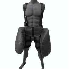 Антилоу MD (тент) черные