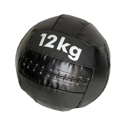 Медбол 12 кг черный в наличии в магазине Сайд-Степ
