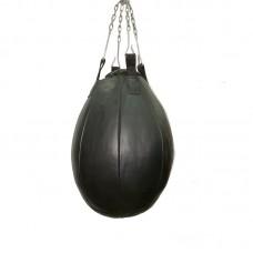 Боксерская груша кожа 75 см (D=50 см, 50 кг)