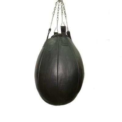 Боксерская груша кожа 75 см (D=50 см, 50 кг) в наличии в магазине Сайд-Степ