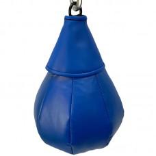 Боксерская груша на кольце 7 кг синяя