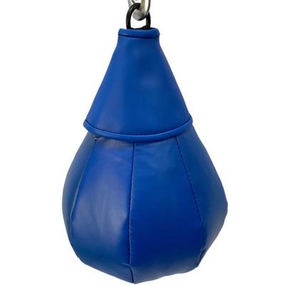 Боксерская груша на кольце 7 кг синяя в наличии в магазине Сайд-Степ