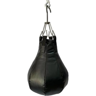 Боксерская груша на подвес 22 кг черная в наличии в магазине Сайд-Степ
