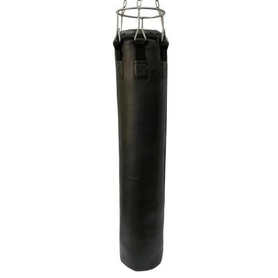 Боксерский кожаный мешок 150 см (D=30 см, 35 кг) в наличии в магазине Сайд-Степ